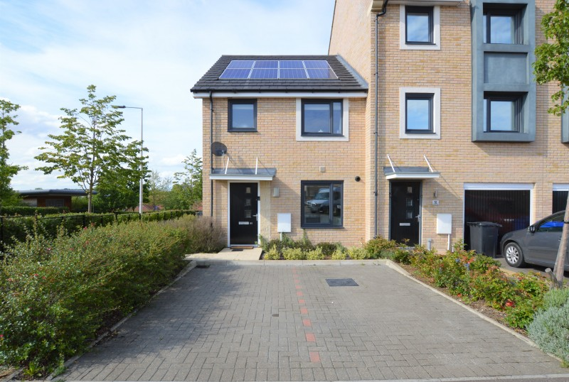 3 Bedrooms End Of Terrace House for sale in FLEMING WAY, WITHERSFIELD, HAVERHILL