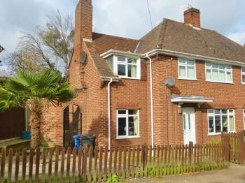 3 Bedrooms Semi Detached House for sale in Waterworks Road, Norwich