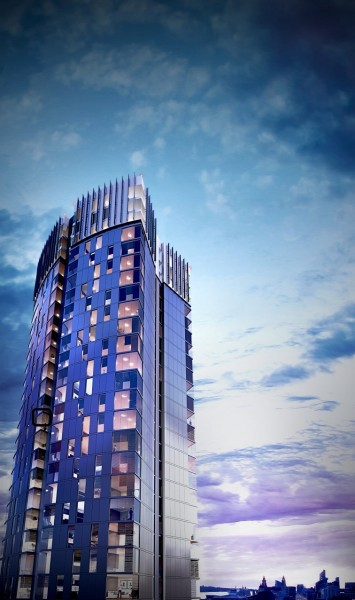 3 Bedrooms Flat for sale in The Tower at X1 The Quarter - Three Bedroom Apartment