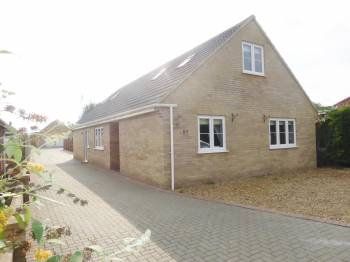 5 Bedrooms Detached House for sale in Gurney Road, New Costessey
