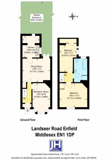 2 Bedrooms End Of Terrace House for sale in Landseer