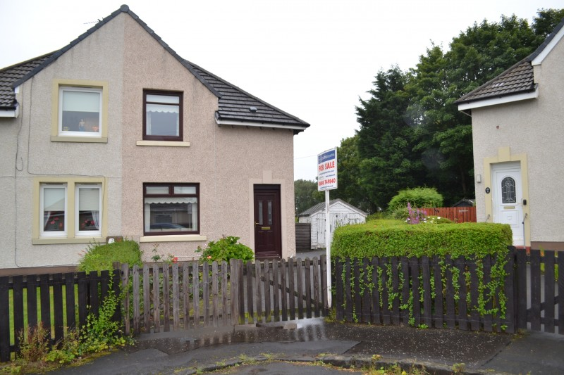 2 Bedrooms Semi Detached House for sale in 8 Stanley Drive , Bellshill
