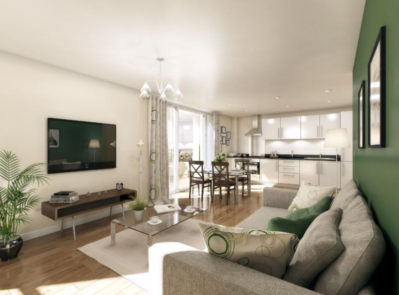 1 Bedroom Apartment Flat for sale in Adelphi Wharf Phase 3