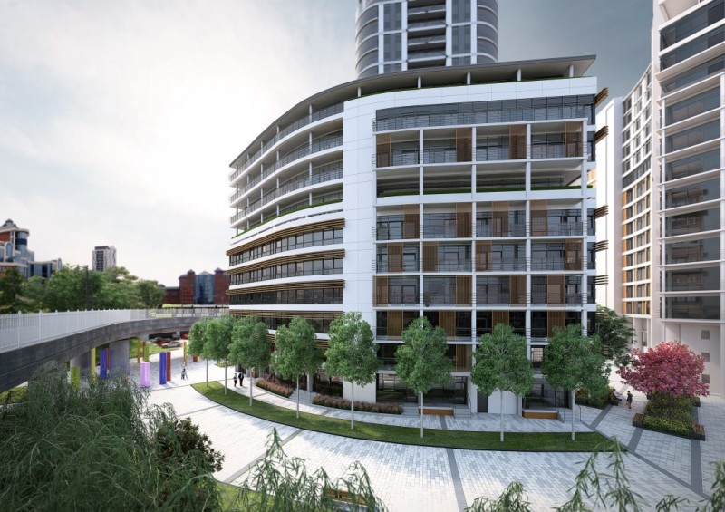 1 Bedroom Flat for sale in Herreshoff Apartments at Fortis Quay - One Bedroom Apartment