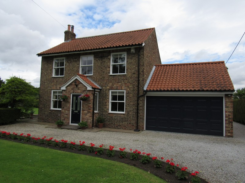 4 Bedrooms Detached House for sale in Riccall Lane, Kelfield