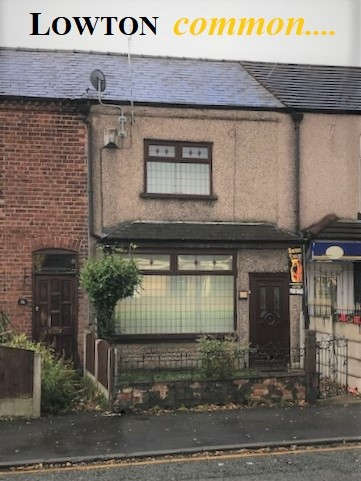 2 Bedrooms Terraced House for sale in Newton Road Lowton WA3