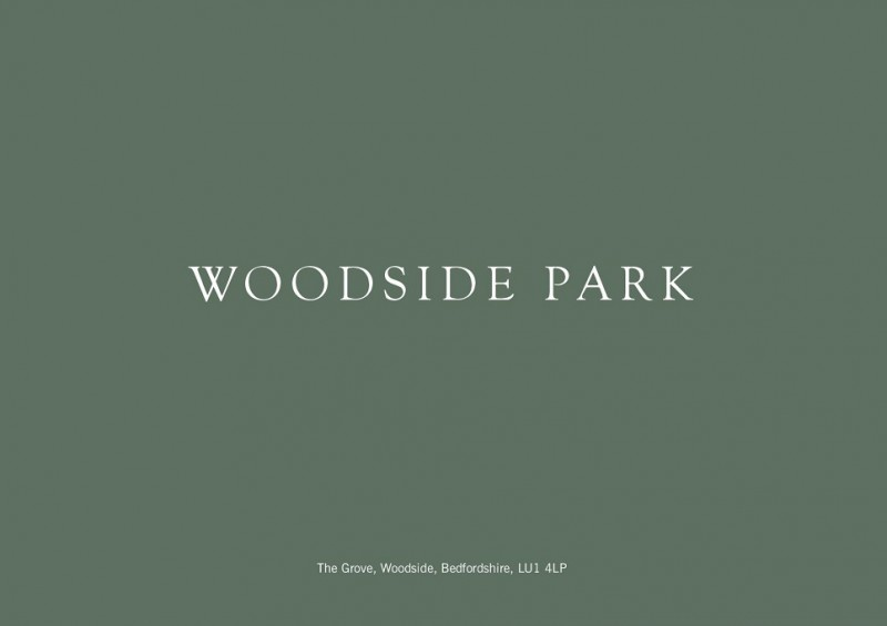 2 Bedrooms Park Home Mobile Home for sale in Woodside Park, The Grove, Woodside