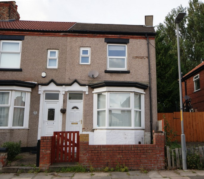 3 Bedrooms End Of Terrace House for rent in Lambton Road, Stockton on Tees
