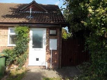 1 Bedroom End Of Terrace House for sale in Castle Rise, Taverham