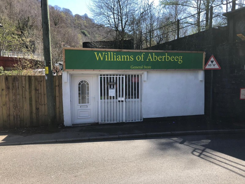 Commercial Property for sale in The Square, Aberbeeg, Abertillery NP13 2AB, UK