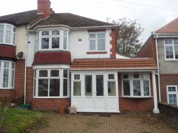 3 Bedrooms Semi Detached House for rent in Lea Hill Road, Handsworth Wood