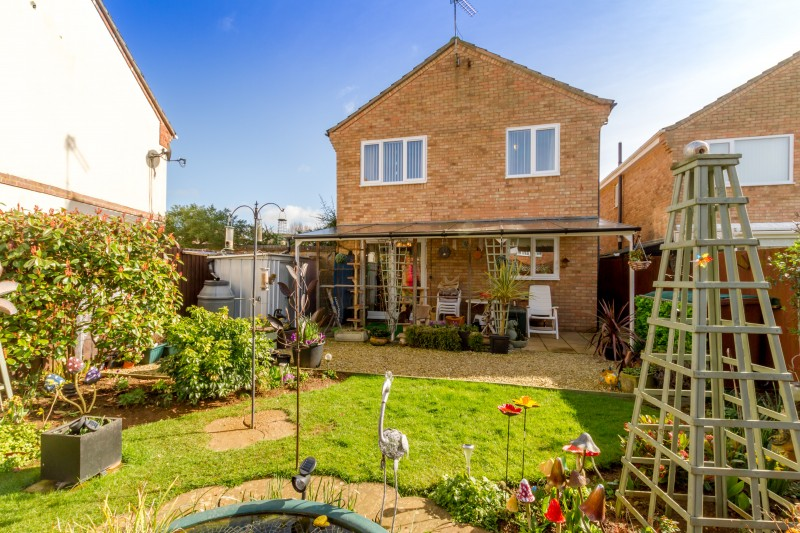 4 Bedrooms Detached House for sale in Hardwick Park