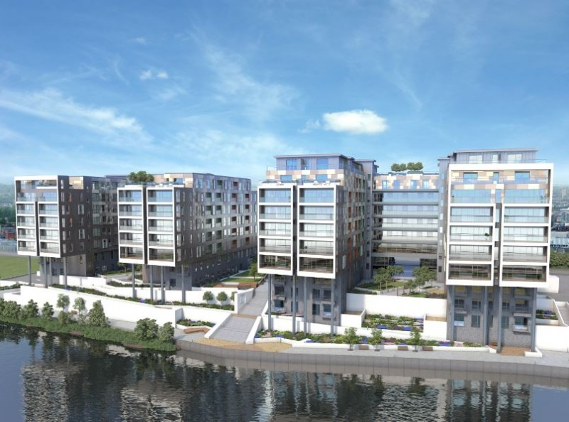 2 Bedrooms Apartment Flat for sale in Adelphi Wharf Phase 3