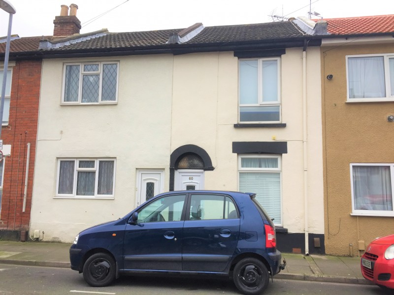 2 Bedrooms Terraced House for sale in Brookfield Road Portsmouth PO1