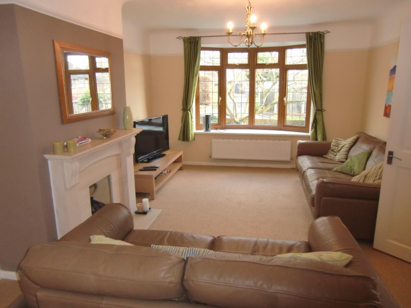 3 Bedrooms Semi Detached House for rent in Fortunes Way