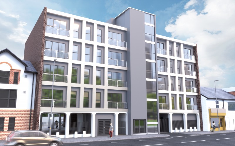 1 Bedroom Flat for sale in Fifteen The High Street, Kings Heath